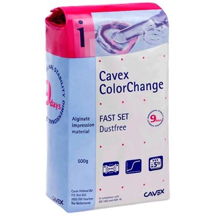 Alginato ColorChange - CAVEX