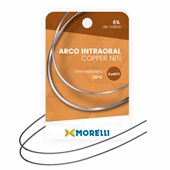 Arco Intraoral Copper NiTi 35°C Inferior - Retangular