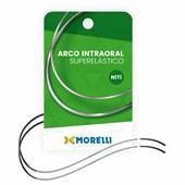 Arco Intraoral Curva Reversa SPEE Superelástico Médio NiTi - Retangular