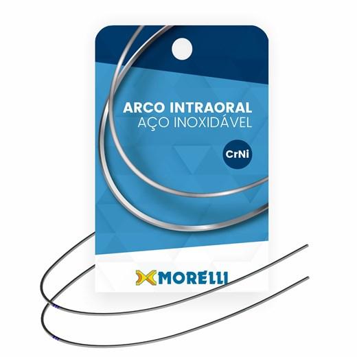 Arco Intraoral Superior CrNi - Retangular