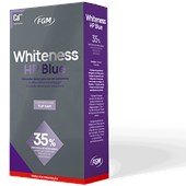 Clareador Whiteness HP BLUE com Top Dam