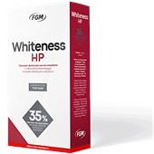 Clareador Whiteness HP com Top Dam