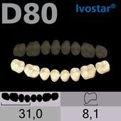 Dente Gnathostar Posterior Inferior - D80