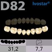 Dente Gnathostar Posterior Inferior - D82
