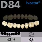 Dente Gnathostar Posterior Inferior - D84