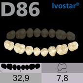 Dente Gnathostar Posterior Inferior - D86