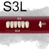 Dente New Ace Anterior Inferior - S3L