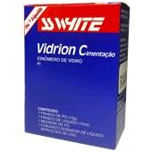 Ionômero de vidro cimentação - Vidrion C