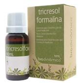 Tricresolformalina 10 ml - Biodinâmica